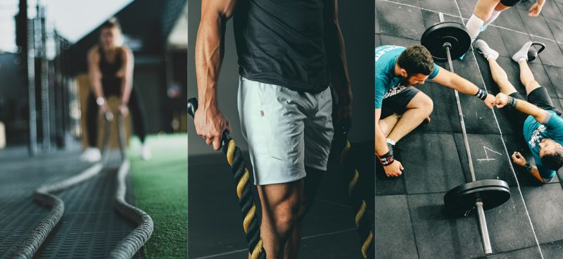 Fitness Photos for Personal Trainer Awareness Day - January Content Calendar Ideas + Templates