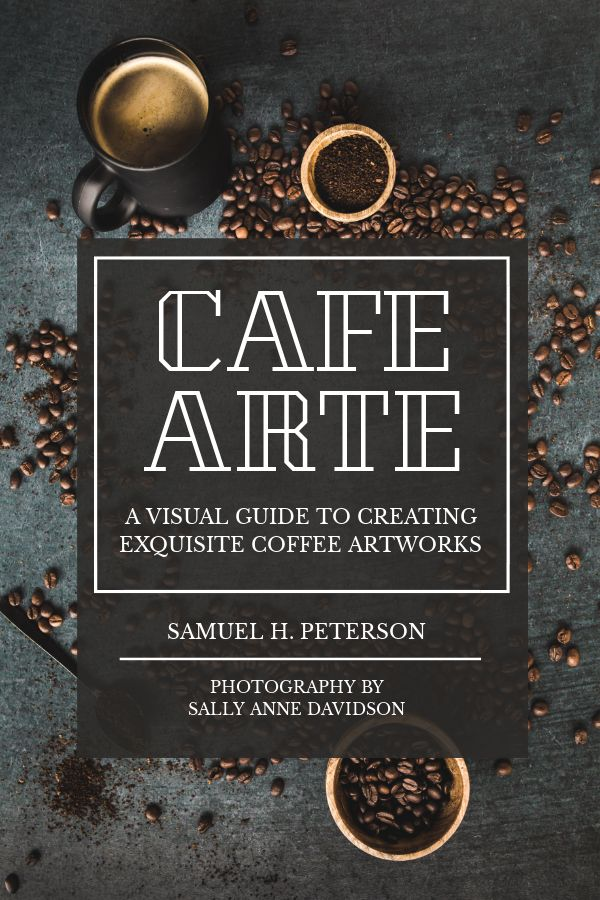 Cafe Arte Template by Easil - 5 Essential Tips for Creating Pinterest Pins that Get Shared Like Crazy