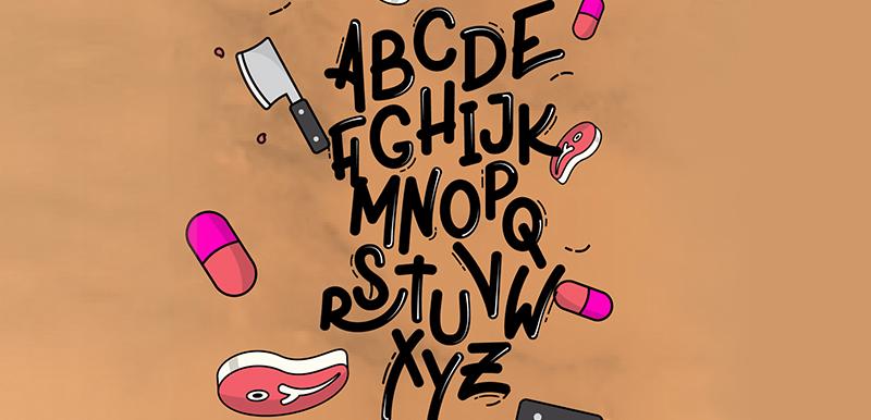 Xplor Font - 85 Cool Free Fonts for the Best DIY Designs in 2019