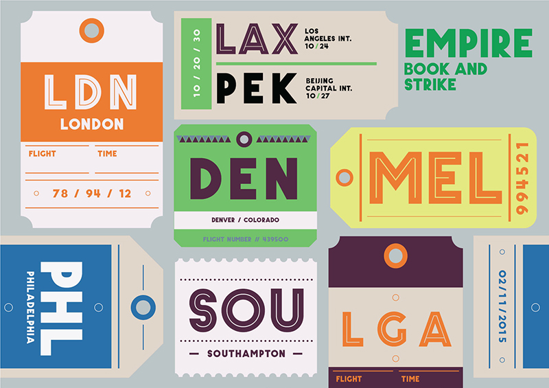 Empire Font - 85 Cool Free Fonts for the Best DIY Designs in 2019