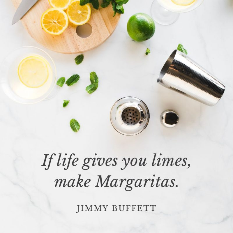 Margarita Day - February Content Calendar Ideas + Templates