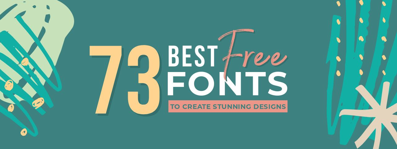 image about Printable Fonts for Signs known as 73 Easiest Totally free Fonts toward Deliver Breathtaking Plans - Easil