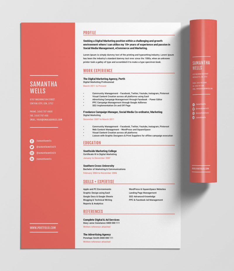 12 best free resume templates   tips on how to stand out