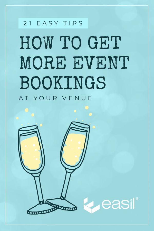 How to get more event bookings at your venue #eventmanagement #hospitality #restaurants