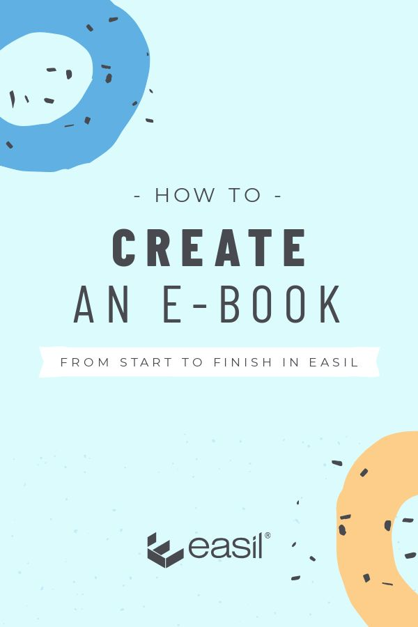 Create an e-book ultimate guide