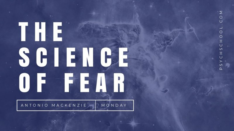Science of Fear YouTube Thumbnail Template by Easil