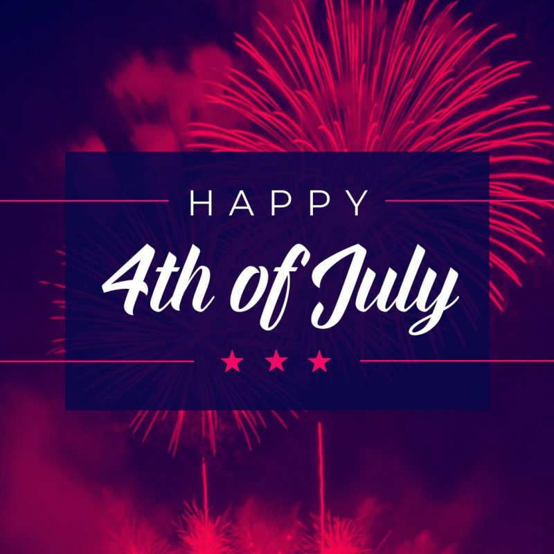 Independence Day Template by Easil - July Content Ideas and Templates