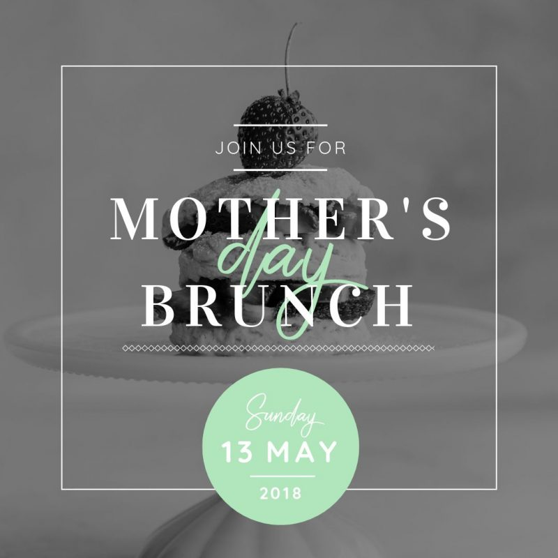 Mother's Day Brunch Design in Easil - One Custom Image, 10 Ways - Hack Your Visual Design Series