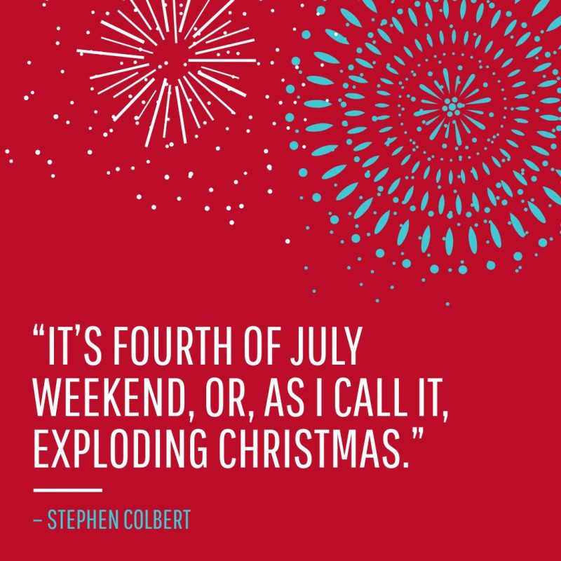 4th of July Quotes Templates by Easil - Stephen Colbert