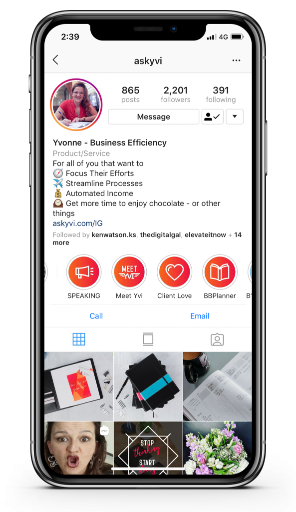 Stay on brand with branded Instagram Story Highlight Icons