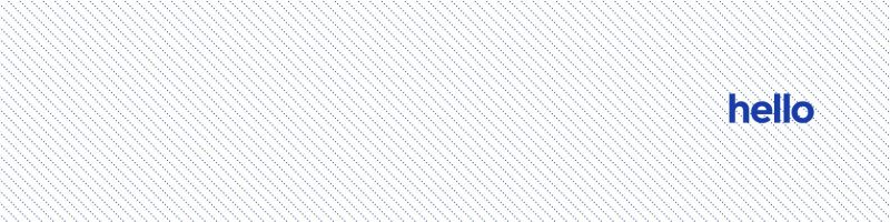 Striped - LinkedIn Image Size Template