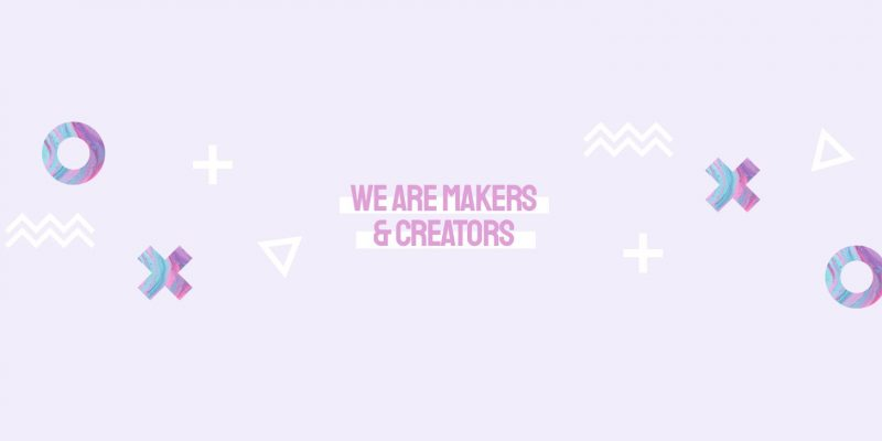 Makers & Creators Template - LinkedIn Image Size Guide