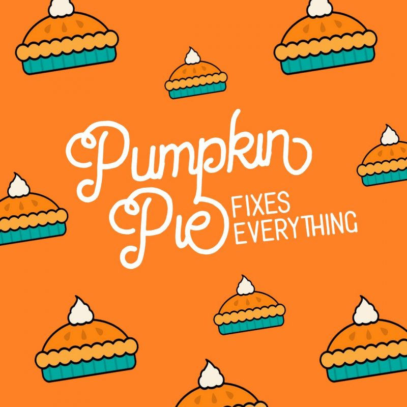 National Pumpkin Day Template by Easil - October Content Calendar Ideas and Templates