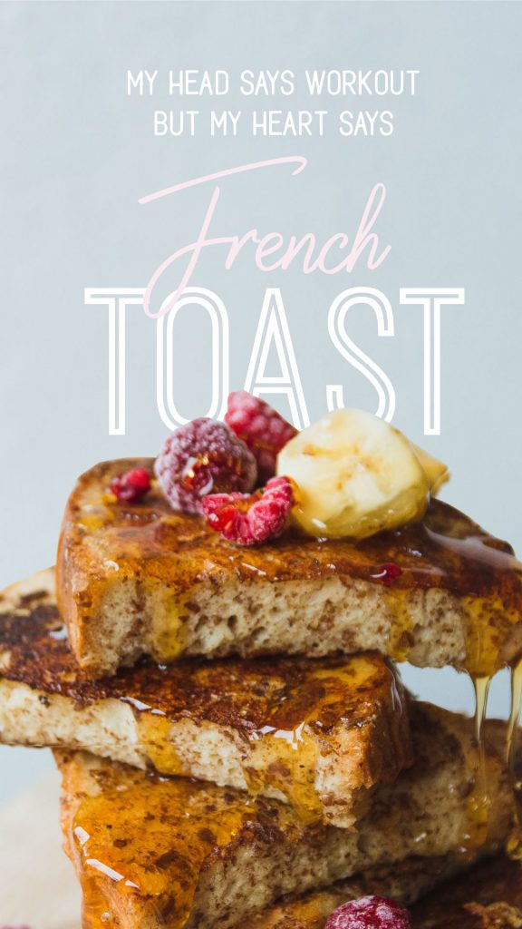 National French Toast Day Template by Easil - November Content Calendar Ideas and Templates