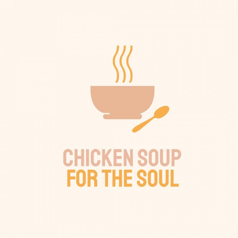 Chicken Soup for the Soul Day Template by Easil - November Content Calendar Ideas and Templates