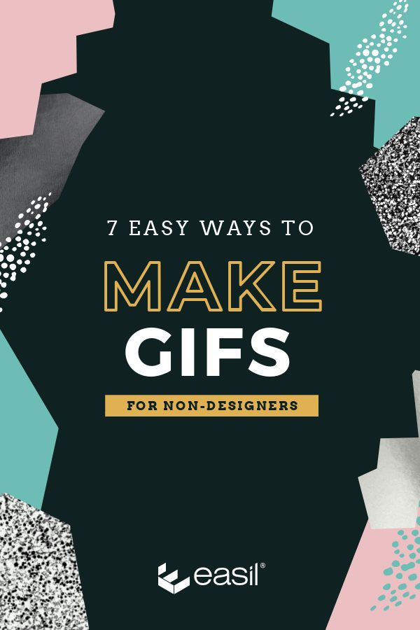 Learn how to make GIFs for Non-Designers