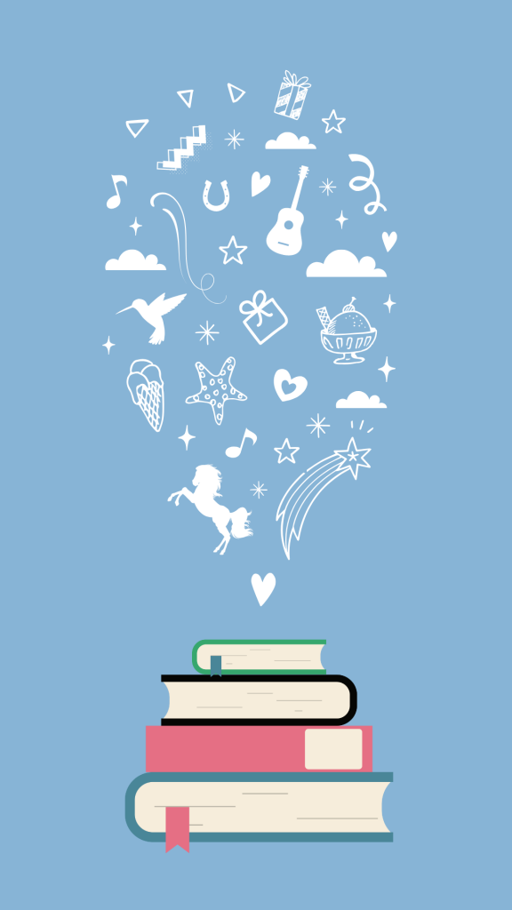 World Storytelling Day Graphic Template - March Content Calendar Ideas + Templates