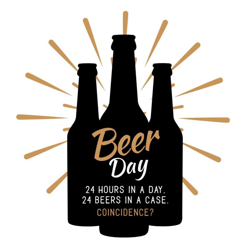 Beer Day Template in Easil - April Content Calendar Ideas + Templates