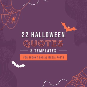 22 Halloween Quotes & Templates