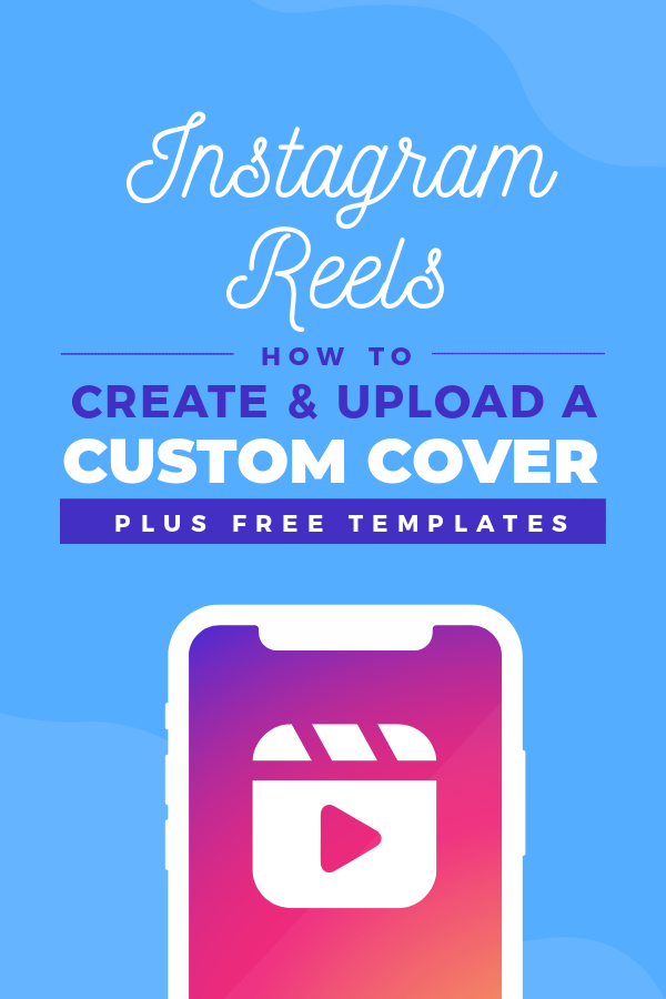 Learn how to create an Instagram Reel cover and upload to your IG account