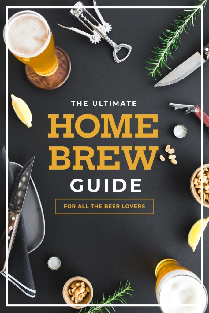 Home Brew Guide Template: Pinterest Templates 10 Ways - Hack Visual Design Series