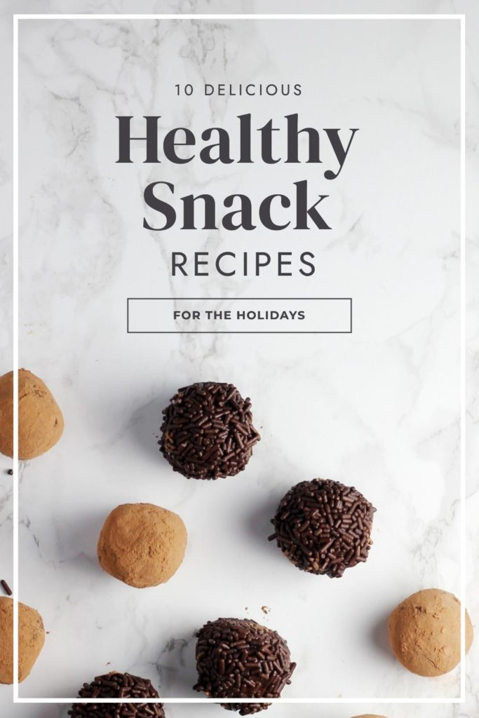 """Healthy Snack Recipes Template: Hack Visual Design Series"""": Pinterest Templates 10 Ways"""