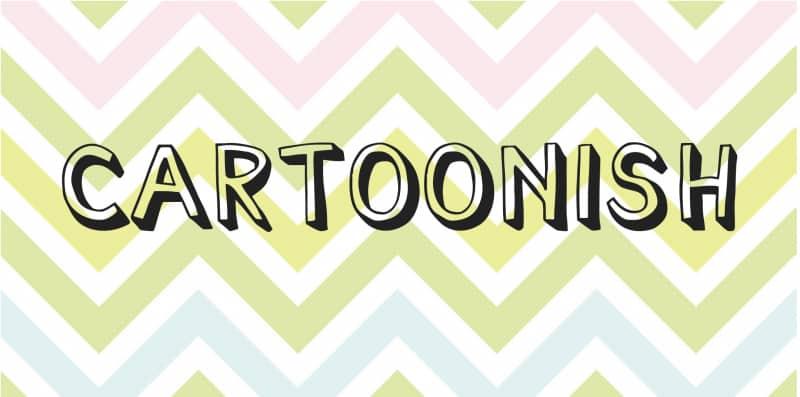 Cartoonish Font - 93 Best Free Fonts to Create Stunning Designs