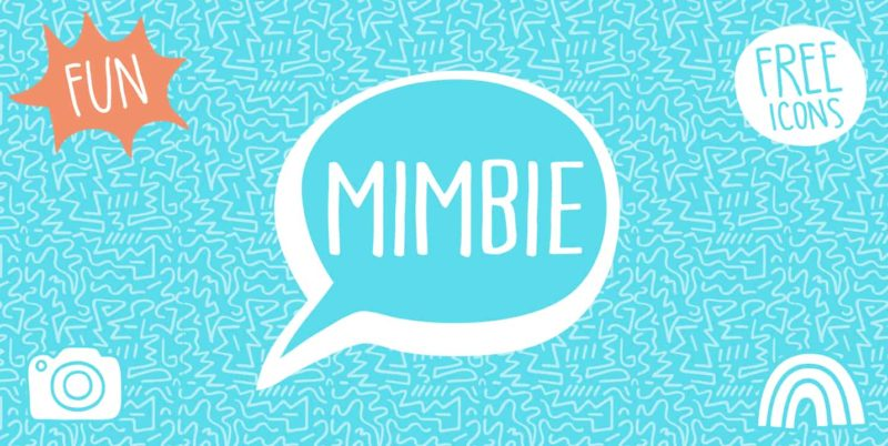 Mimbie Free Font - 93 Best Free Fonts to Create Stunning Designs